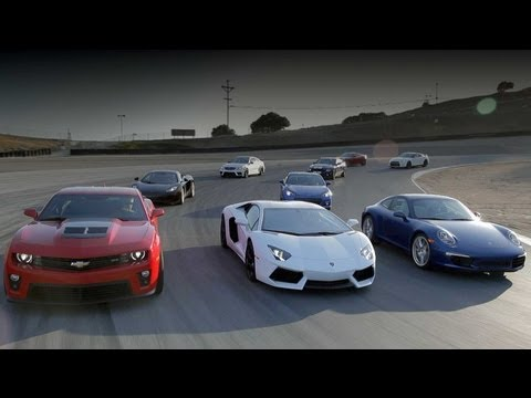Thanks a Million From The Motor Trend Channel!