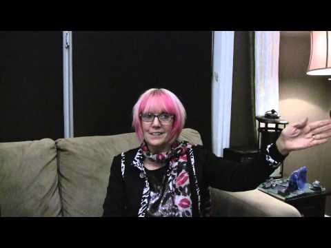 Kat Kerr in Abbotsford interviewed by Trish Warren & Bert Petkau