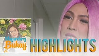 Video Magandang Buhay: Jackque Gonzaga aka Ate Girl and Vice Ganda's message to each other MP3, 3GP, MP4, WEBM, AVI, FLV Maret 2019