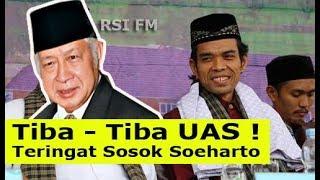 Video Ustadz Abdul Somad Teringat Sosok Alm,SOEHARTO MP3, 3GP, MP4, WEBM, AVI, FLV Februari 2019