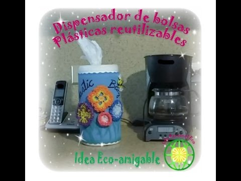 Dispensador de bolsas - Dispensador de bolsas de plastico ...