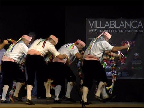 Danza de los Palos Festival Internacional de Danzas de Villablanca 2019