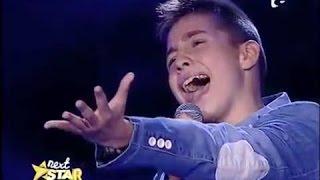Video Valentin Poenariu - Je t'aime (Lara Fabian) - Next Star MP3, 3GP, MP4, WEBM, AVI, FLV Januari 2019