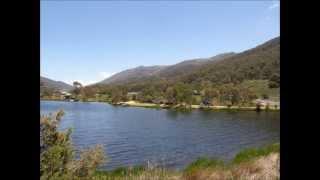 Thredbo Village Australia  city photo : .twoii's travel trip tv . Thredbo village Australia summer 2012