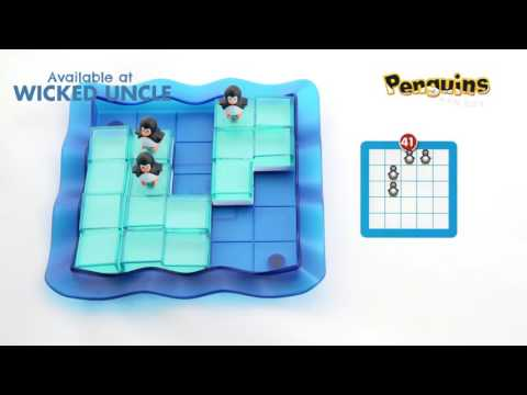 Youtube Video for Penguins on Ice - Fun Logic Game