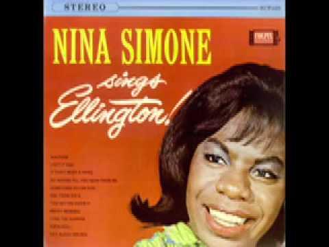 Tekst piosenki Nina Simone - Do Nothin' Till You Hear From Me po polsku