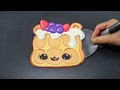 Num Noms Snackables Willy Waffles PANCAKE