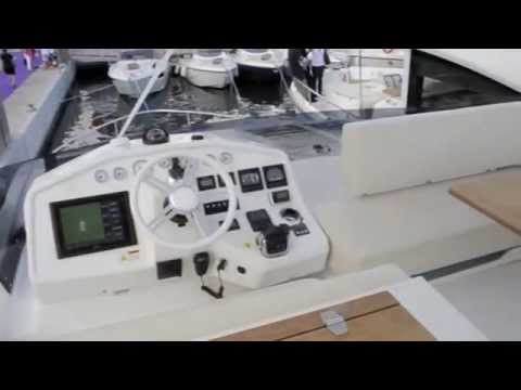 VIDEO: Cranchi 43 Eco Trawler from Cannes Boat Show