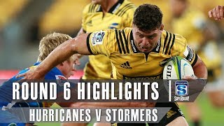Hurricanes v Stormers Rd.3 2019 Super rugby video highlights | Super Rugby Video Highlights