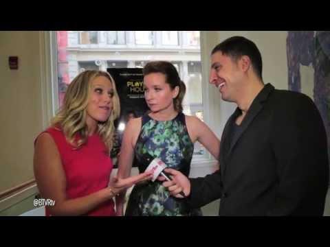 """Jessica St. Clair & Lennon Parham on """"Playing House"""" Season 2 with BTVRtv's Arthur Kade"""