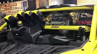 4. 2018 CAN-AM Maverick X3 X MR Turbo