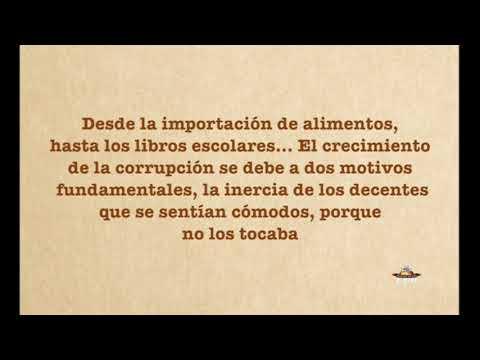 Valores, antídoto de la corrupción
