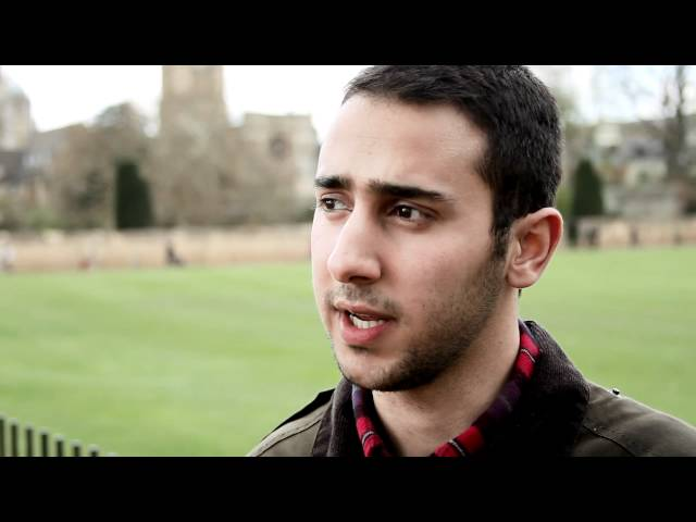 Visting Oxford University