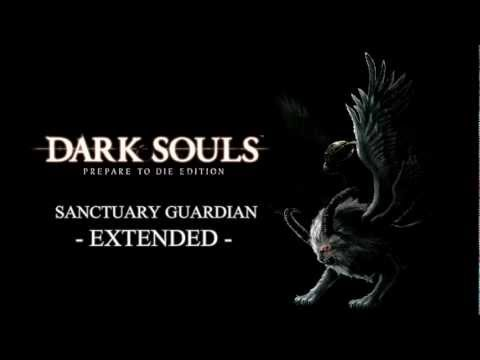 Dark Souls prepare to die edition OST - Sanctuary Guardian EXTENDED