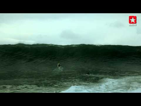 Best of Rebel Sessions Cape Town BIG WAVE SURFING # 2 and # 3