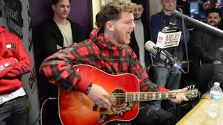 Bazzi Performs Acoustic Version of