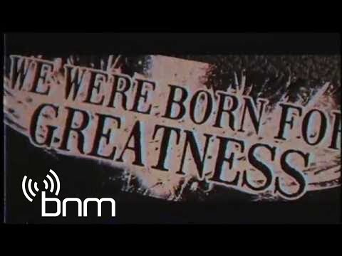 Born For Greatness (Lyric Video) - PAPA ROACH