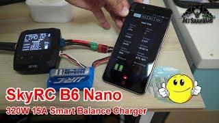 Video SkyRC B6 Nano 320 Watt 15A Compact Smart Balance Charger MP3, 3GP, MP4, WEBM, AVI, FLV September 2019