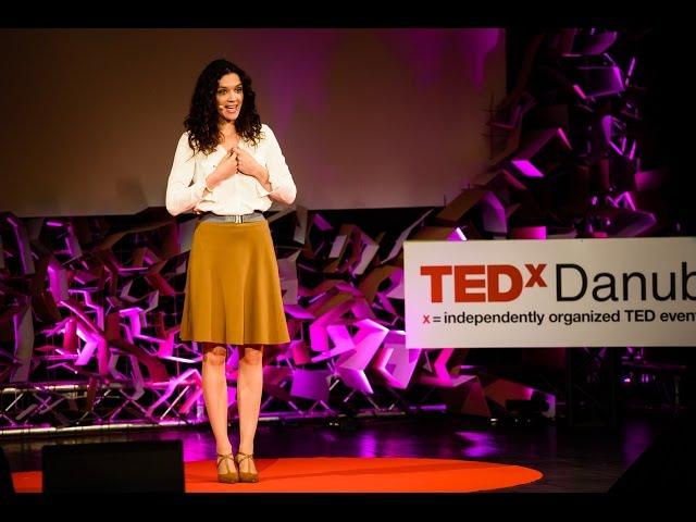 A tanári pálya márpedig menő - Andrea Joós - TEDxDanubia