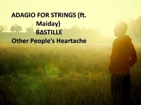Tekst piosenki Bastille - Adagio For Strings (feat. Maiday) po polsku