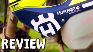 2. Husqvarna FE350 / MotoGeo Review