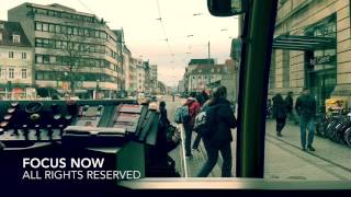 Karlsruhe Germany  city photos : Traveling Trams! in the beautiful city of Karlsruhe Germany: 4K to 1080P