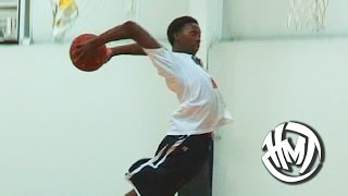 To Think That He Can Dunk Like This And He's Only In High School Is Scary