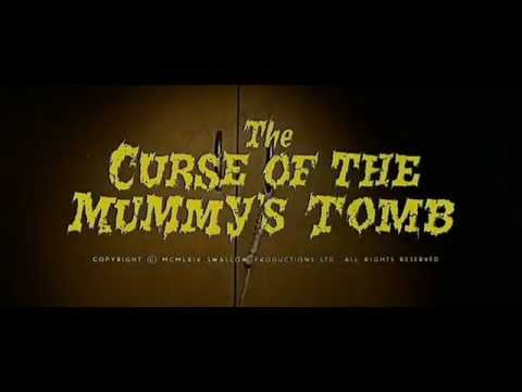 The Curse Of The Mummy's Tomb (1964) Intro