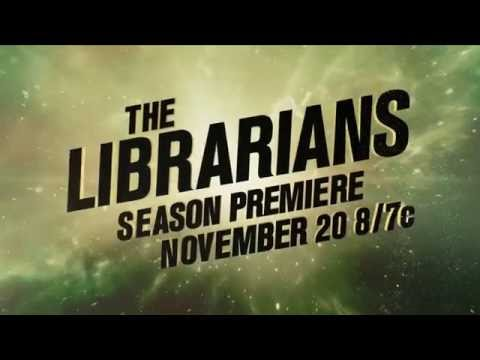 The Librarians Season 3 (Teaser)