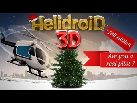 Video of Helidroid 1 : 3D RC Helicopter