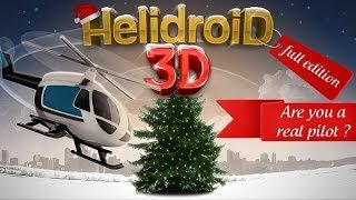 Helidroid 1 : 3D RC Helicopter YouTube video