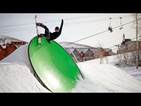 I Ride Park City 2014 – Episode 5 – TransWorld SNOWboarding