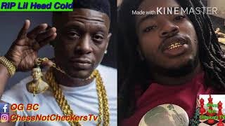 Video Rapper dies days after threatening Boosie's son on IG live(videos&reaction) MP3, 3GP, MP4, WEBM, AVI, FLV Januari 2019
