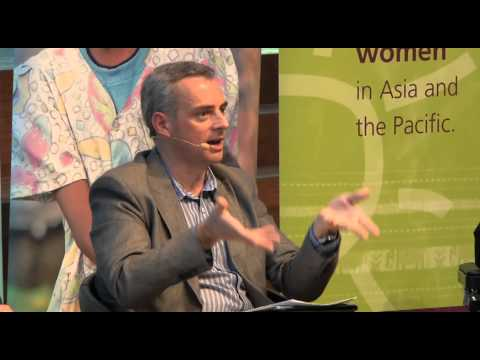 Brett Parris on climate change and the Millennium Development Goals