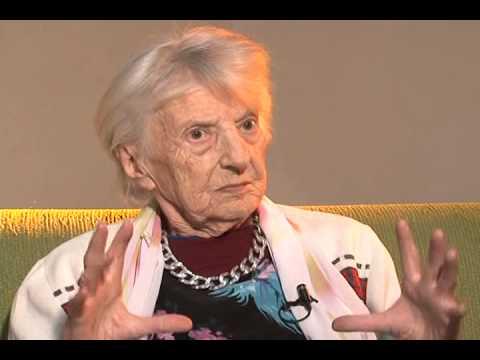 Memória da Escola Paulista: a aluna Helga