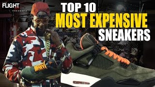 Top 10 Most Expensive Out the Box Sneakers... To This Point.