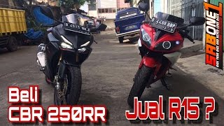 Video Kenapa Gua Pilih Honda CBR250RR? Jual R15? MP3, 3GP, MP4, WEBM, AVI, FLV Desember 2017