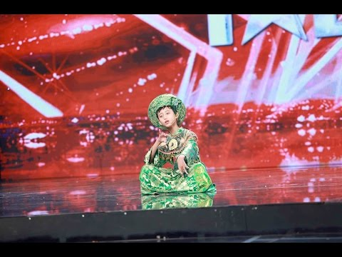 Hát chầu văn - Hồ Quốc Việt - Vietnam's Got Talent 2016 - TẬP 04