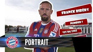 Franck Ribéry im Portrait