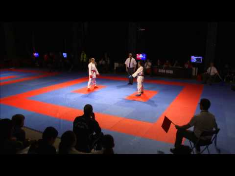 Swedish Championship 2015   Team Final - Akdag vs. Kaup