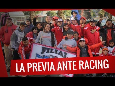La previa ante Racing en el Monumental - Los Borrachos del Tablón - River Plate