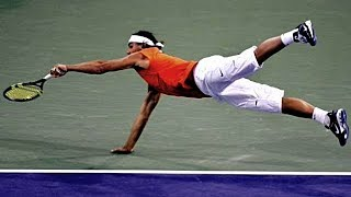 Download Video Rafael Nadal ● Inconceivable Gets (HD) MP3 3GP MP4