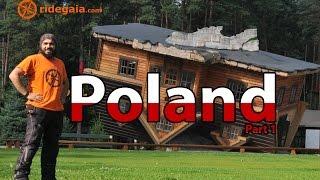 Ep 23 - Poland (part1) - Motorcycle Trip around Europe