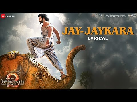 Jay-Jaykara Lyrical Baahubali 2 The Conclusion Prabhas Anushka Shetty