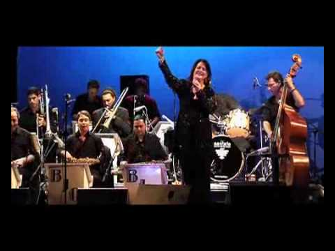 Tekst piosenki Ann Hampton Callaway - Lullaby of Birdland po polsku