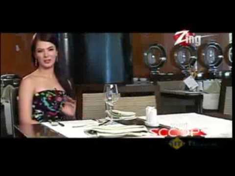 Urvashi Sharma has a huge wardrobe malfunction with her blouse