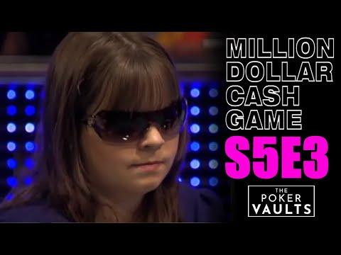 Million Dollar Cash Game S5E3 FULL EPISODE Poker Show