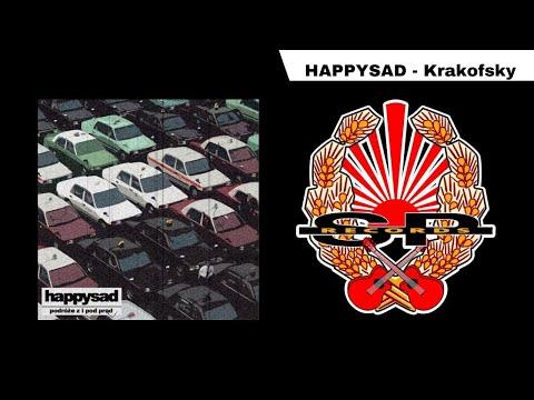 Tekst piosenki happysad - Krakofsky po polsku