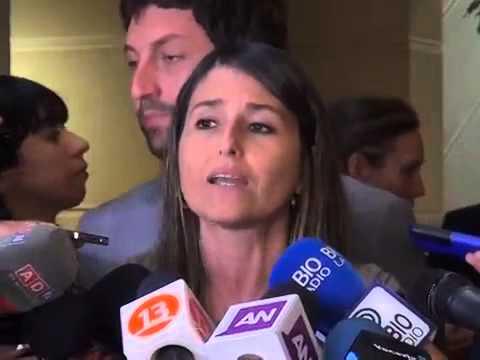Diputada Nogueira rechaza proyecto de aborto terapéutico