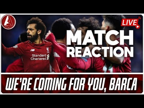 HAHAHAHAHAHAHAHAHAHA | Porto 1-4 Liverpool Match Reaction